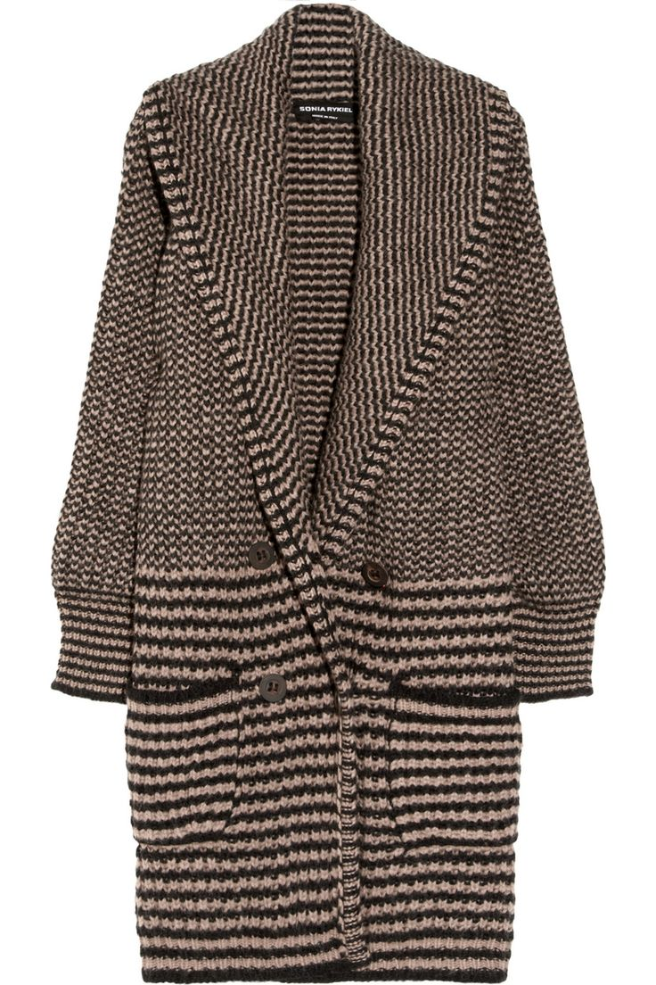 Sonia Rykiel Rings Armors, Sweaters Coats Wool,  Chains Armours,  Chains Armors, Alpacas Blends Cardigans, Chains Mail,  Rings Mail, Sonia Rykiel, Chunky Knits