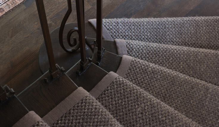Staircase Flooring Solutions | Rowely & Hughes