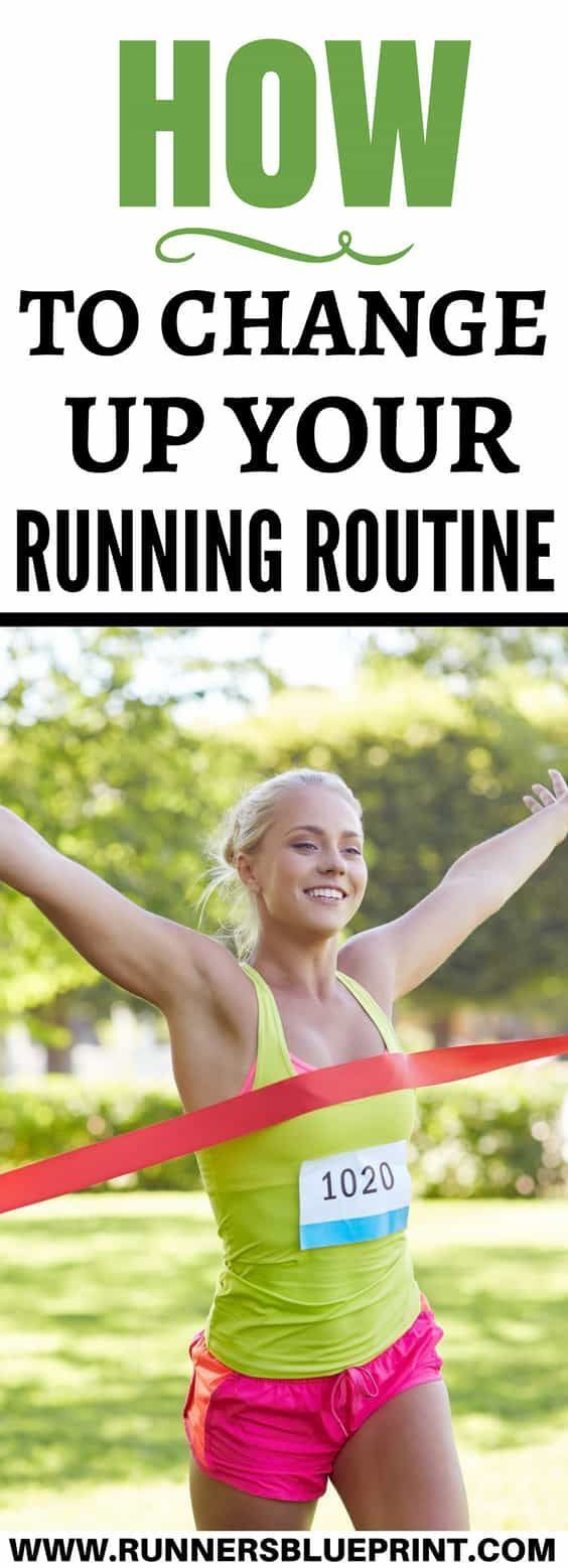 How to Change Your Running Routine