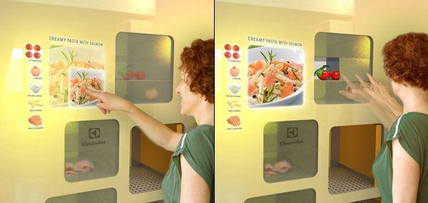 Electrolux 2D Smart Kitchen