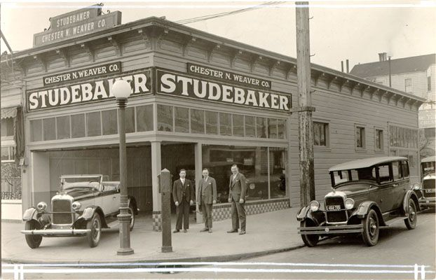 Used Cars Binghamton Ny >> 226 best images about Old car Dealerships on Pinterest