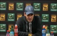 Federer Interview