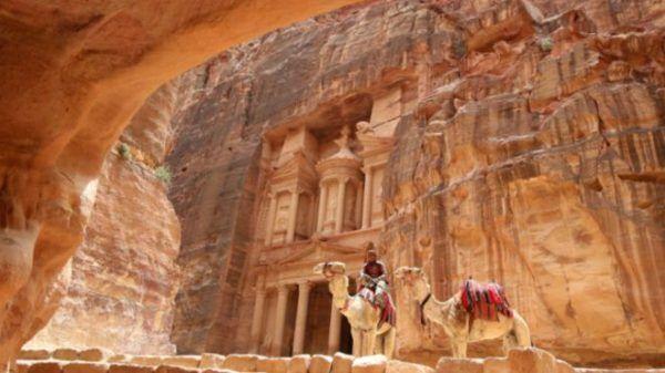 Monumen abad 2 SM ditemukan di Yordania
