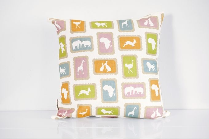 Zoo Koekie cushion cover by Design Kist