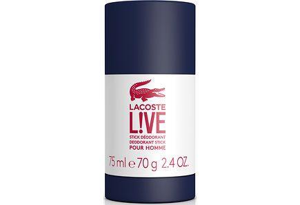 Lacoste L!ve stick deodorantti 75 ml