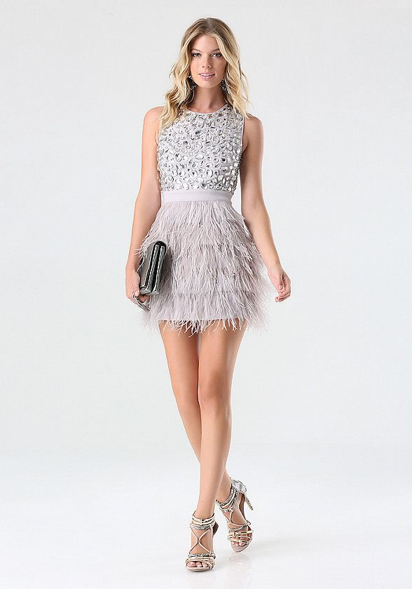 78 Best ideas about Feather Dress on Pinterest - Feather fashion ...