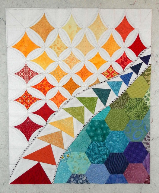 I need to learn how to quilt !