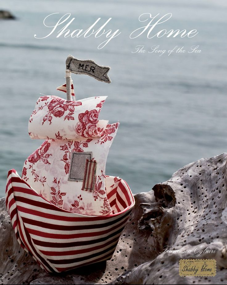 Omg, so cute, I totally want to sew this!!!  I can imagine my boys sailing these around : )