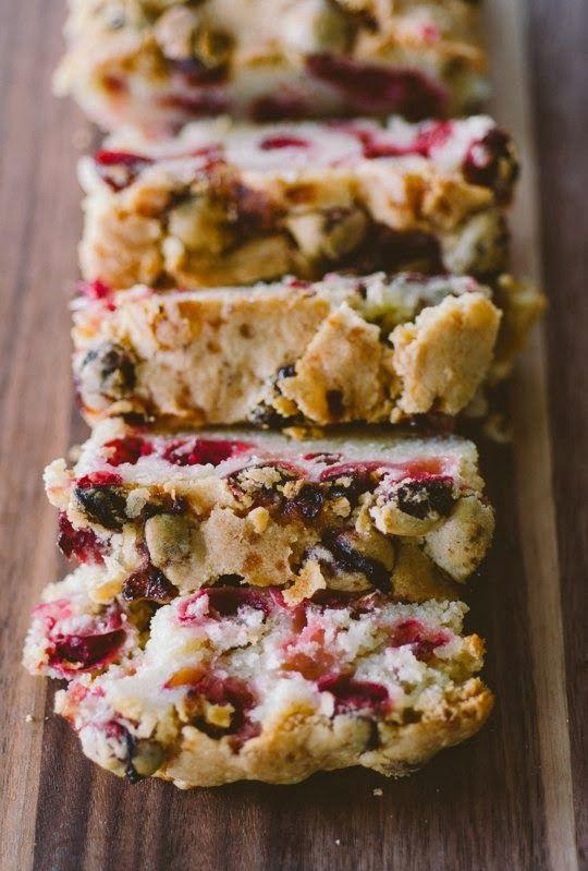 Cranberry Cake - Cocinando con Alena