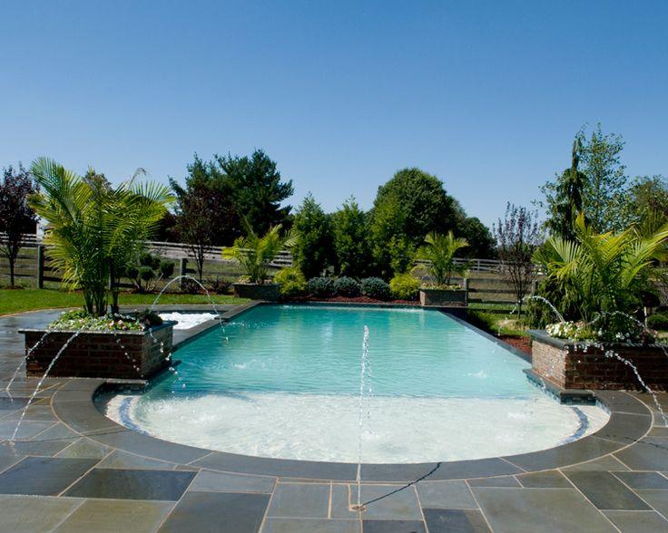 382 best pools images on pinterest   backyard ideas, small pools