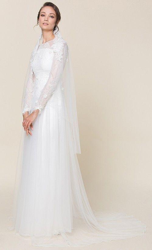nh by NURITA HARITH étoile - AURORA Dress in White | FashionValet