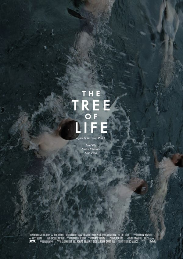 Poster filme - The Tree of Life