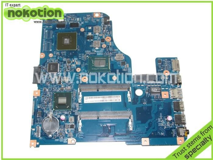 48.4TU05.04M NBM1N11004 NB.M1N11.004 For Acer Aspire V5-571G Laptop motherboard SR0N8 i5-3317U DDR3 With NVDIA Graphics GT620M