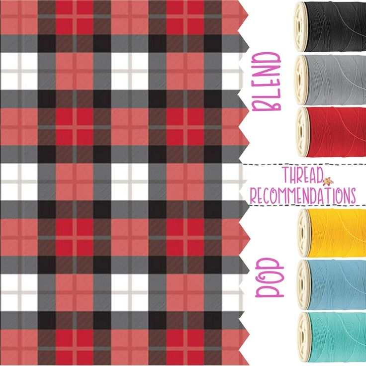 Check Mate  Personalization Recommendations Thirty-One Fall 2017 #TOTEallyAddicted www.TOTEallyAddicted.com #ThirtyOne #ThirtyOnePersonalization #ThirtyOneFall2017 #CheckMate #ThreadColors