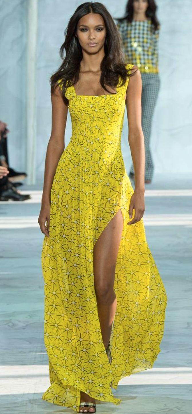 Diane von Furstenberg, 2015 - #JetSet #Gowns