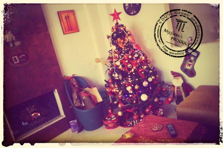 Καλό μήνα με γιορτινή Διάθεση  http://mygreekproduct.com/el/