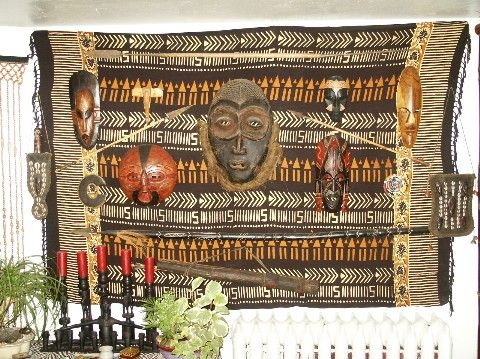 68 best african home decor images on pinterest for Home decor yogyakarta