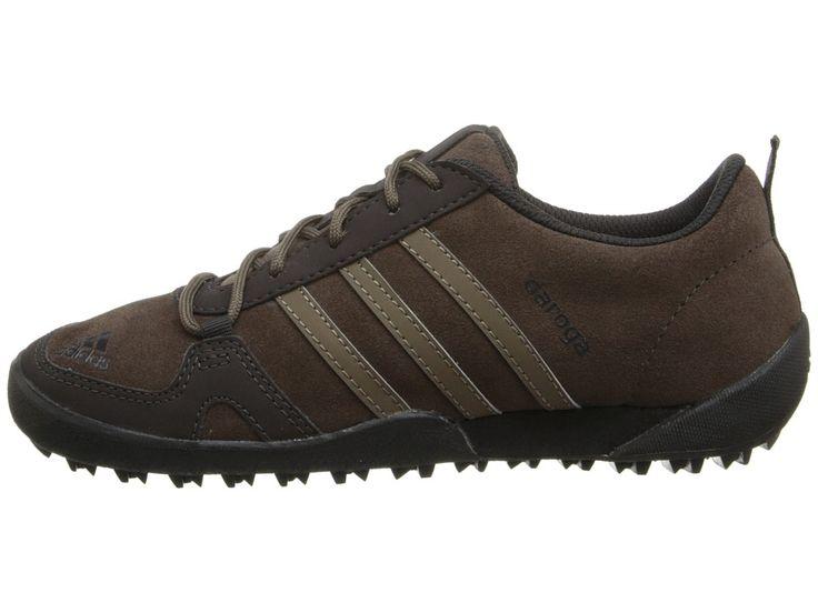 adidas Outdoor Kids Daroga Leather (Little Kid/Big Kid) Kids Shoes Brown/Grey Blend/Night Brown