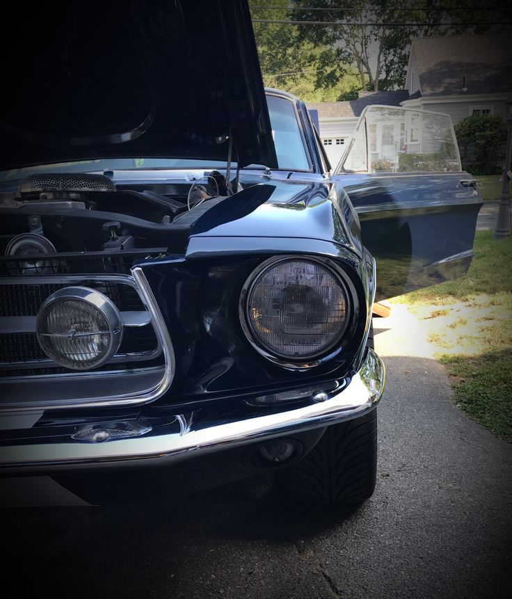 My 1967 Classic Ford Mustang. Restoration almost complete.  #classicmustangs #mustangsofnewengland #classicmustangrestoration #67Mustangcoupe
