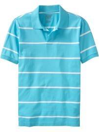 Men's Contrast-Stripe Jersey Polos: Men S Contrast Stripe, Photoshoot Recommendations, Mens Clothing, Men'S Clothing, Jersey Polos, Contrast Stripe Jersey