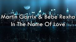 in the name of love martin garrix lyrics - YouTube