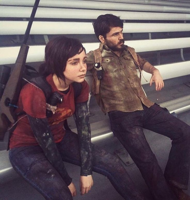 Last of Us cosplay by JorRei Cosplay