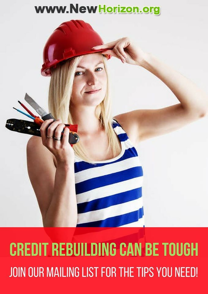 Rebuilding your credit on your own can be tough!  Get our free credit repair checklist and start improving your credit now!