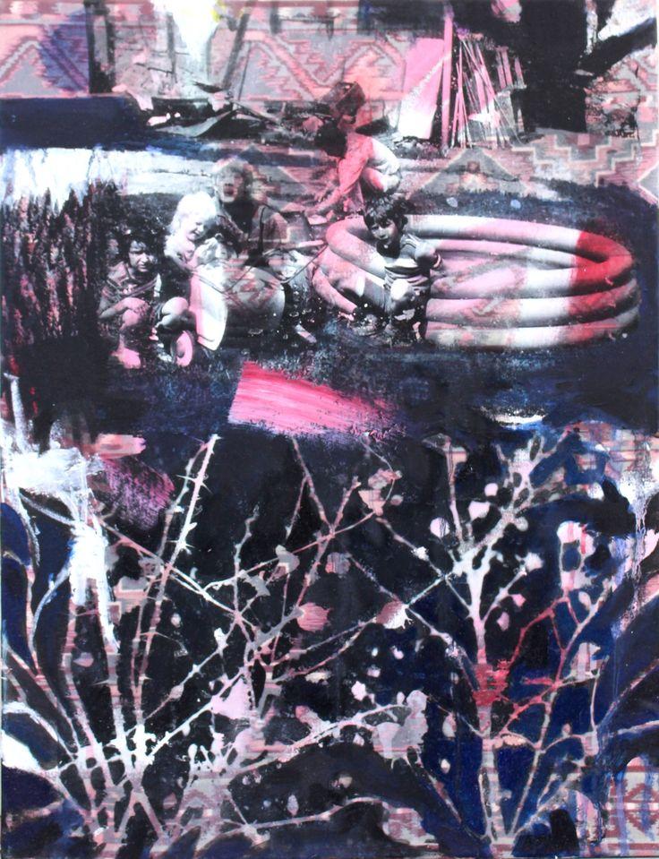portfolio   Susanne Wawra, Planschbecken, 2016.