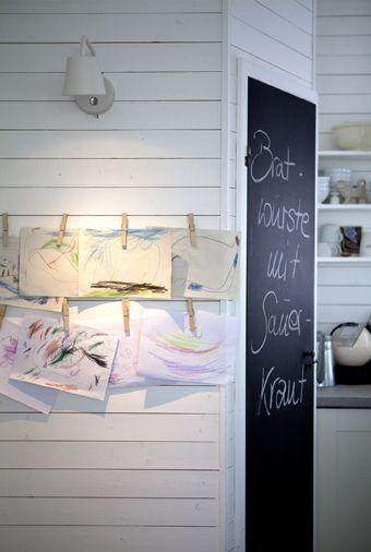 Eine kleine Galerie