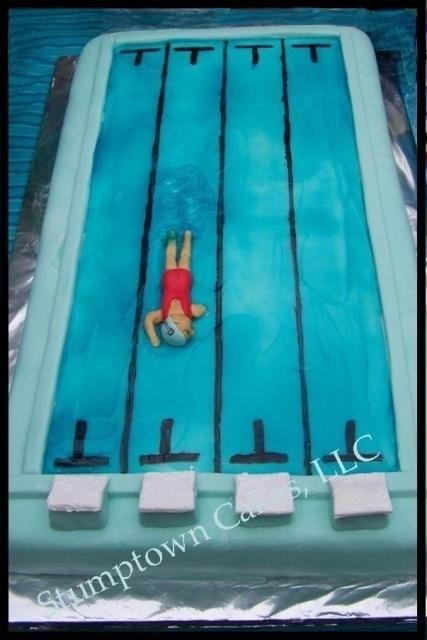 swimmer cake - Bing Images