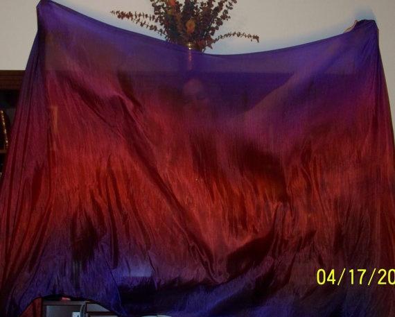 Sahariah's Silk Belly Dance Veil Rectangle 35 by SilksbySahariah, $50.00Belly Dance, 35 Yards, Killers Silk, 3 5 Yards, Sahariah Silk, Rectangle 35, Dance Veils, Silk Belly, Veils Rectangle