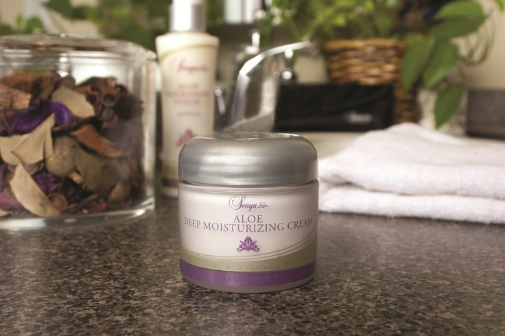 Part of our Sonya skin care line, super moisturizing and silky smooth.