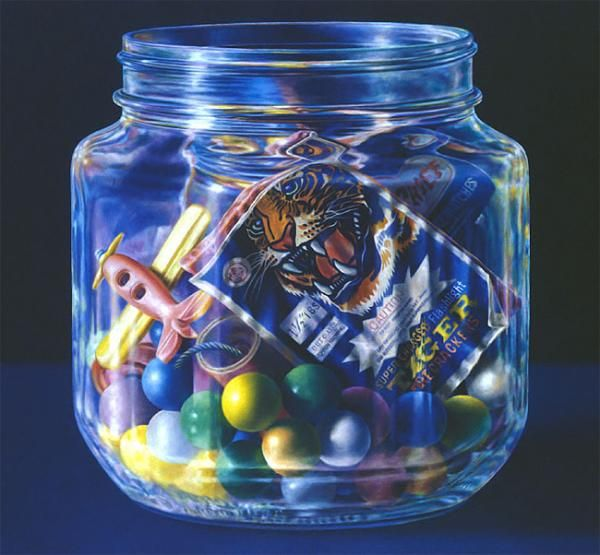 Photorealism Paintings
