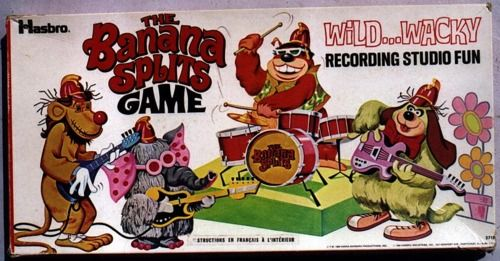 From Alf to Thunder Cats, apparently every TV show ever made HAS to have its own board game...