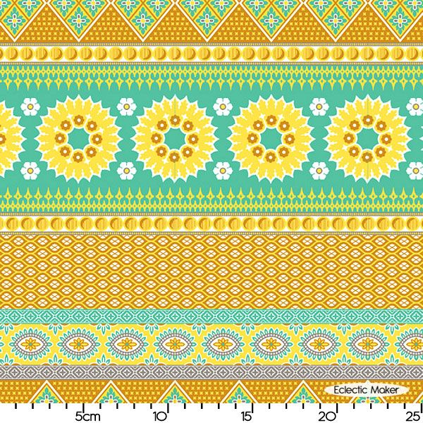 Joel Dewberry Notting Hill Banded Bliss in Mustard Joel Dewberry Notting Hill Banded Bliss in Mustard fabric for patchwork quilting and dressmaking from Eclectic Maker [PWJD061 Mustard] : Patchwork, quilting and dressmaking fabric, patterns, habberdashery and notions from Eclectic Maker