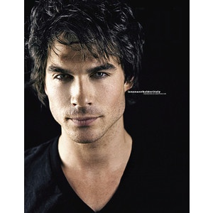 Ian Somerhalder -- love this man