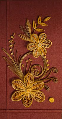 *QUILLING ~ neli. Love it but need to change colors