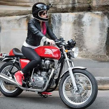 Royal Enfield Continental GT Cafe Racer review from a Sydney Australia rider.