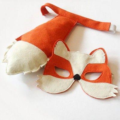 déguisement renard                                                       …