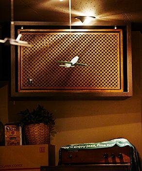 JBLが聴ける店・神保町・The Adirondack Cafe04