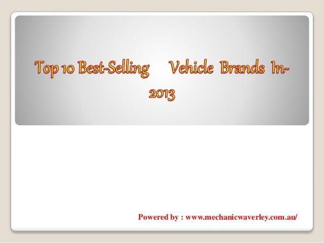 Best selling car