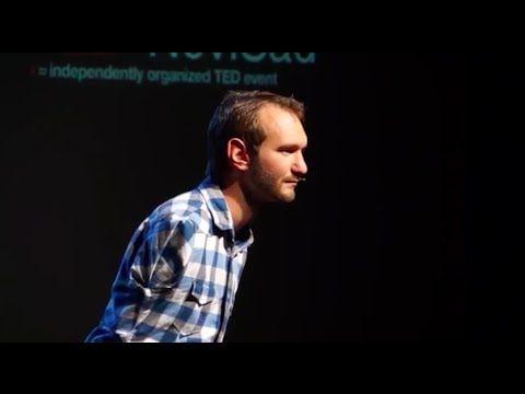 ▶ Overcoming hopelessness | Nick Vujicic | TEDxNoviSad - YouTube