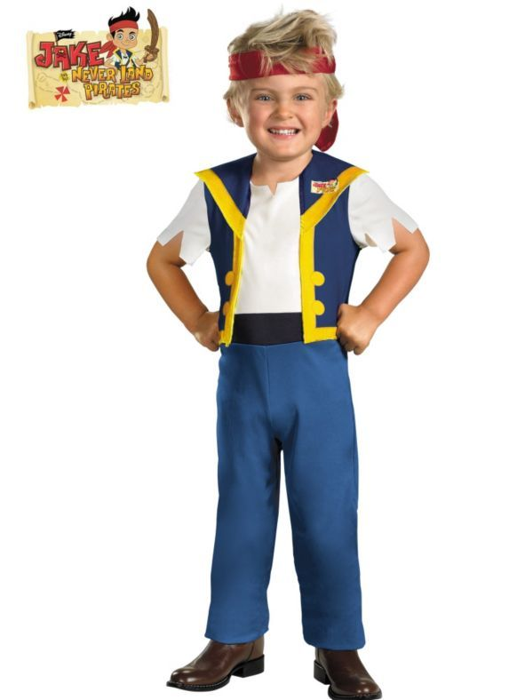 classic jake and the neverland pirates costume wholesale disney jr costumes for boys - Kids Disney Halloween Costumes