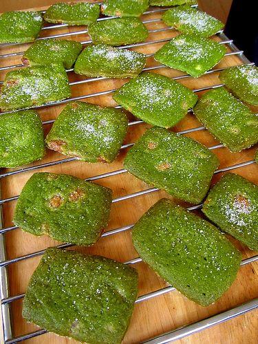 klary koopmans: Eén klein liedje, en groene thee-koekjes