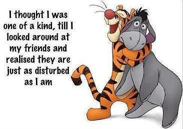 FacebookThoughts, Pooh Quotes, Funny Shit, Disturbing, Pooh Bears, Fun Stuff, My Friends, Winnie The Pooh, Favorite Quotes
