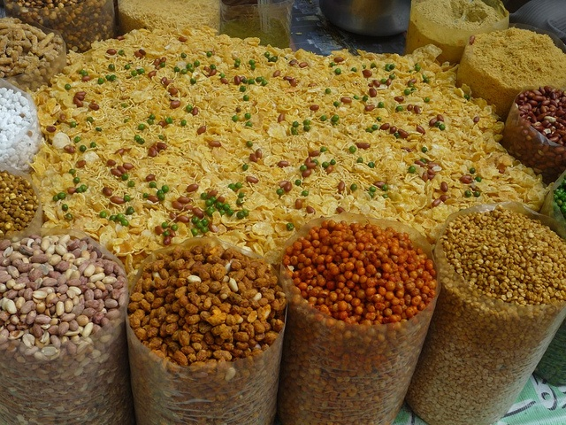 Street Food, Delhi