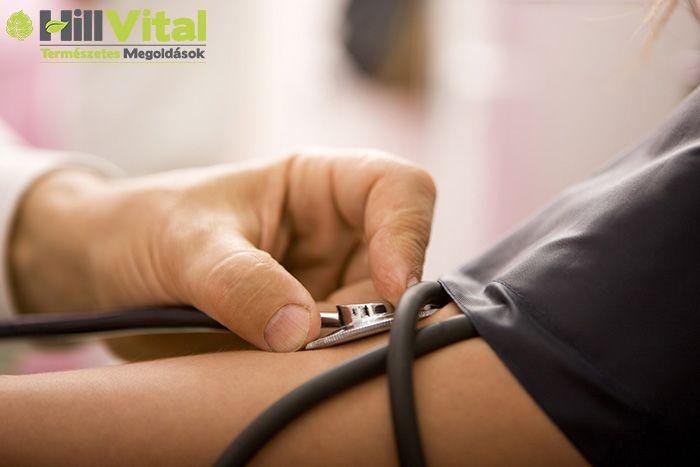 Alacsony vérnyomás kezelése házilag