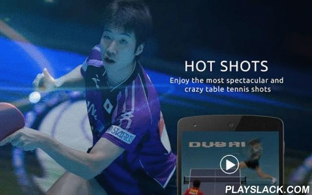 Speedglue  Android App - playslack.com , ✮✮✮✮✮A MUST for all table tennis players! - Tien-Viet NguyenSpeedglue is your table tennis video channel with more than 20,000 table tennis videos. We collect table tennis videos from Youtube and organize them for you daily. No need to search for table tennis videos any more, just open Speedglue and enjoy the most amazing shots and match highlights from your favorite players. ✮✮ MOST RECENT TABLE TENNIS VIDEOS ✮✮Watch highlights from competitions…