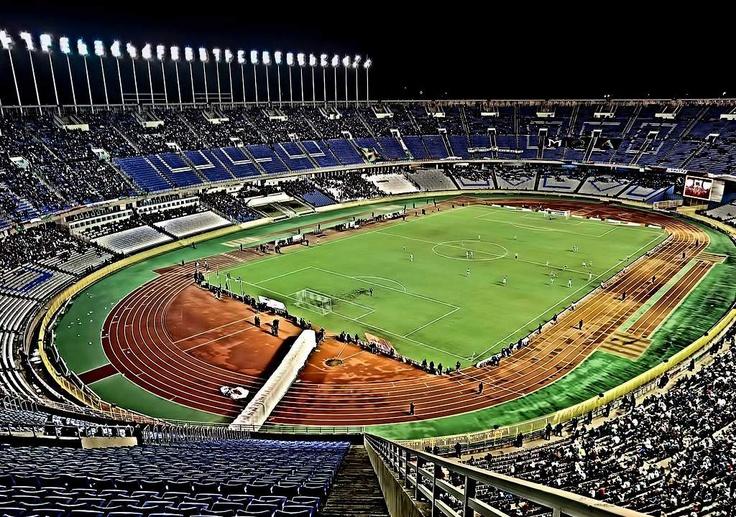 (Soccer) Stade 5 Juillet 1962, Algiers, Algeria (capacity: 80,200)