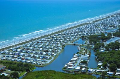 Looking for the absolute best in oceanfront camping? Look no further.  PirateLand has redefined the standards of family campgrounds to bring you an unbeatable camping experience on its 185 oceanfront acres with oceanfront, lakeside and wooded lots.
